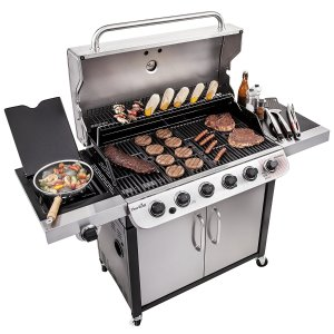 $251.24Char-Broil Performance 650 6-Burner Cabinet Gas Grill