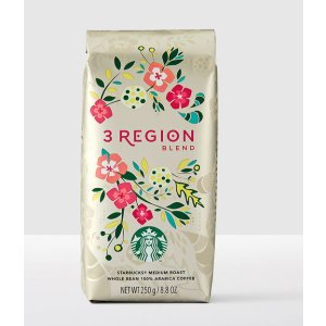 3 Region Blend, Whole Bean | Starbucks® Store