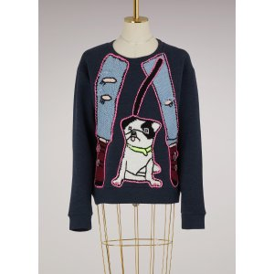 MICHAELA BUERGER - Dog Walking sweatshirt