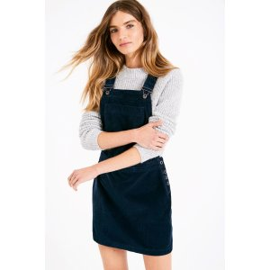 AVONDOWN DUNGAREE DRESS | JackWills US
