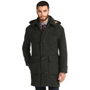 Executive Collection Traditional Fit 3/4 Length Duffle Coat CLEARANCE