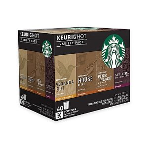 Keurig® K-Cup® Pack 40-Count Starbucks® Roast Spectrum Variety Pack - Bed Bath & Beyond