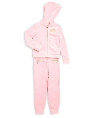 低至3.1折Saks Off 5th 精选 Juicy Couture 女童美衣促销