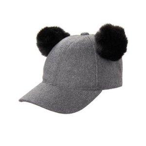 Pom-Pom Cap