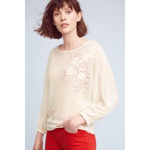 Poet Lace Top | Anthropologie