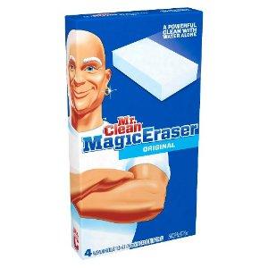 Mr. Clean Original Magic Eraser 4 count : Target