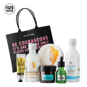 $35Black Friday Tote @ The Body Shop