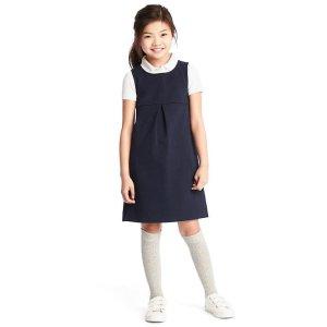 Knit schoolgirl jumper