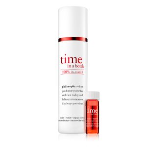 time in a bottle | daily age-defying serum | philosophy time in a bottle