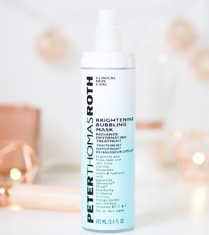 Dealmoon Exclusive! $14Brightening Bubbling Mask ($55 Value) @ Peter Thomas Roth