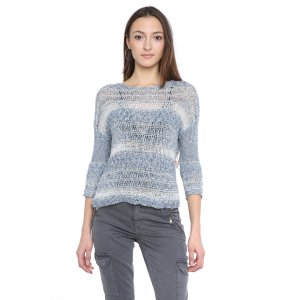 Neely Ingrid Stripe Pullover Sweater   South Moon Under