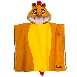 Kion Hooded Towel for Kids - Personalizable | Disney Store