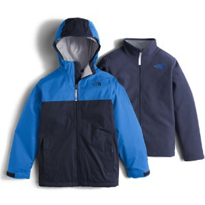 THE NORTH FACE Boys' Chimborazo Triclimate Jacket - Eastern Mountain Sports Free Shipping at $49