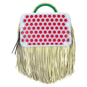 The Volon Fringed Tote