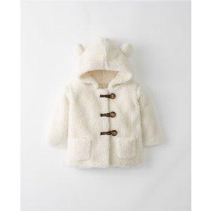 Little Bear Sherpa Jacket