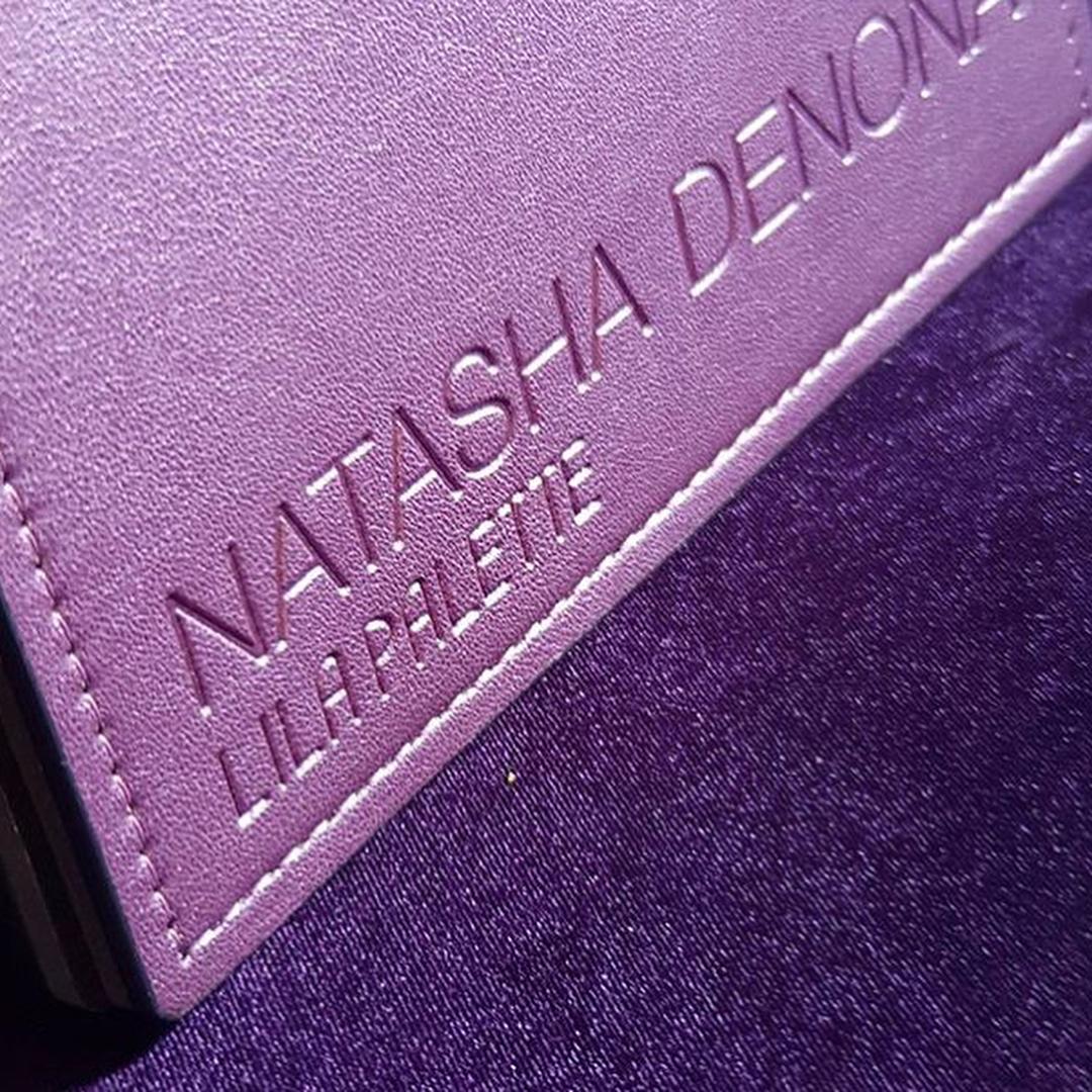 Natasha Denona 新品 lila 眼影盘 又是一盘网红盘