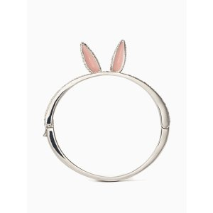 make magic rabbit ear bangle | Kate Spade New York