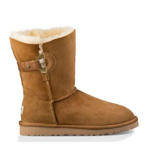 UGG® Official | Women's Nash Suede Sheepskin Boots