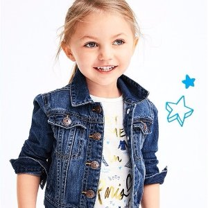 Extra 20% Off $50+50% Off First-day Faves Sale @ OshKosh BGosh