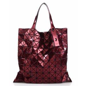 Bao Bao Issey Miyake - Prism Metallic Faux-Leather Tote