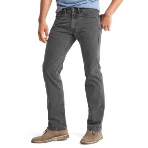 Boot fit jeans