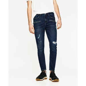 SKINNY FIT JEANS - View All-JEANS-MAN-SALE | ZARA United States