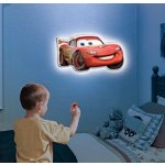 Uncle Milton - Wall Friends - Lightning McQueen