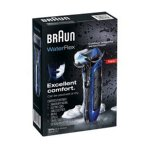 Braun Waterflex Rechargeable Electric Razor