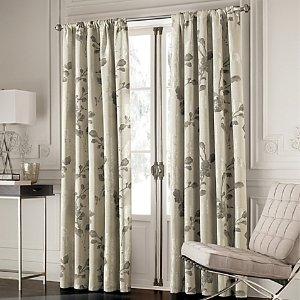 Lucia Window Curtain Panels - Bed Bath & Beyond
