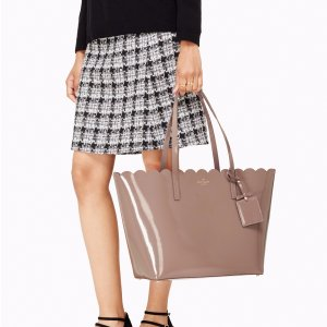 New Markdown! $119 (Was $298)Lily Avenue Patent Carrigan Bag @ Kate Spade
