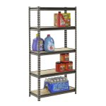 Muscle Rack 5-Level Heavy-Duty Steel Shelving (30