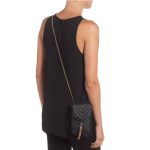 Quilted Faux Leather Phone Crossbody Bag @ Nordstrom