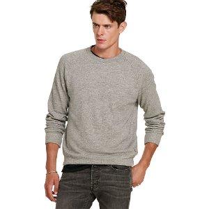 Cotton French Terry Sweatshirt - Tees � T-Shirts & Sweatshirts - RalphLauren.com