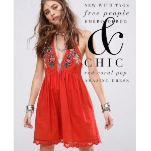 Up to 70% OffFree People Dresses Sale @ Rue La La