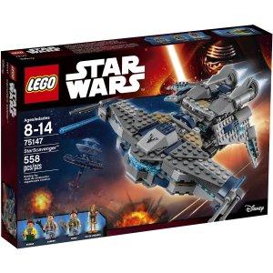 $26.92LEGO 乐高Star Wars星际拾荒者 75147