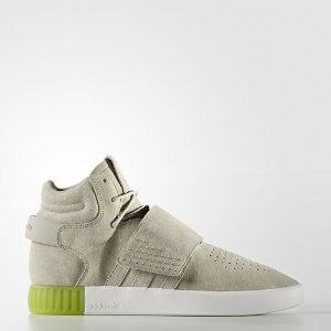 adidas Tubular Invader Strap Shoes - Grey | adidas US