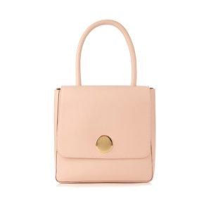 Posternak leather top-handle bag | Mansur Gavriel