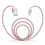 Aimus 6Ft Nylon Braided Fast Charging Cable