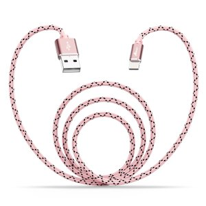 $5.69Aimus 6Ft Nylon Braided Fast Charging Cable