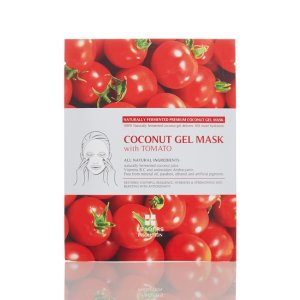 Leaders Cosmetics Tomato Superfood Mask - Pack of 5