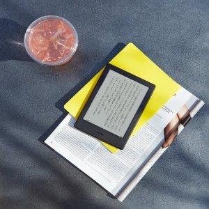 史低价 $30.6/RMB202起全年最低价再次来袭 Kindle 电子书阅读器 多款可选 限时特价