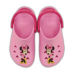 Carnation & Candy Pink Classic Minnie Vintage Clog - Unisex