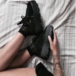FENTY PUMA BY RIHANNA  CLEATED CREEPER SUEDE @ PUMA