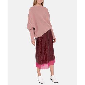 Blush Knit Crewneck Sweater - Stella Mccartney