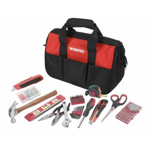 WORKPRO 157-Piece Household Tool Set