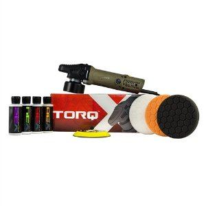 $99.99(原价$159.99)TORQ TORQX电动打磨抛光套装(九件套)