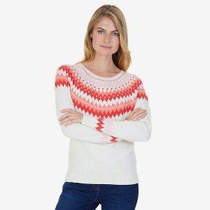 Nordic Fair Isle Sweater
