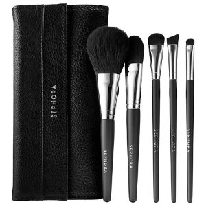 SEPHORA COLLECTIONFace the Day: Full Face Brush Set