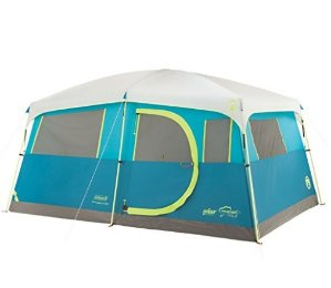 $123.45Coleman 8 Person Tenaya Lake Fast Pitch Cabin Tent with Closet