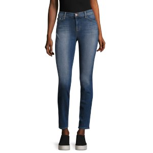 Mid-Rise Skinny Jean by J Brand at Gilt